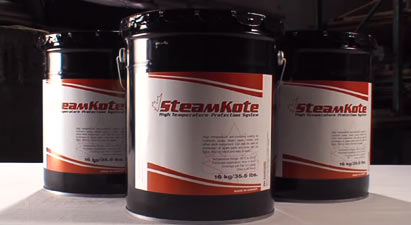 SteamKote HT Pipe Dressing